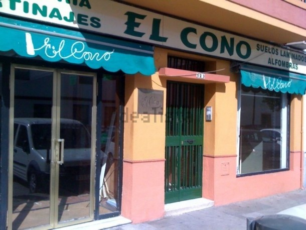 Local 153 m2 en Calle Pagés del Corro, Triana, Sevilla