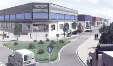 Nave 270 m2 en Polígono Industrial Recisur, Alcalá de Guadaira