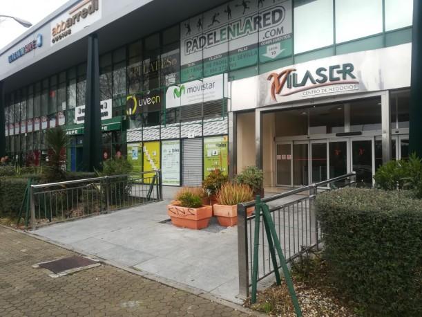 Plaza de garaje de 24 m2 en calle Aviación, Edififico Vilaser, Sevilla